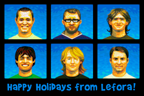 Happy Holidays from Lefora Forums